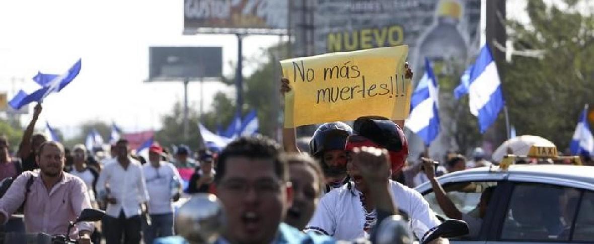 Violazioni dei diritti umani in Nicaragua
