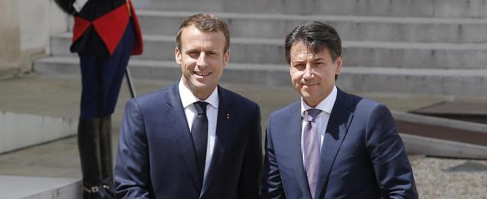 Punti di accordo tra Francia e Italia