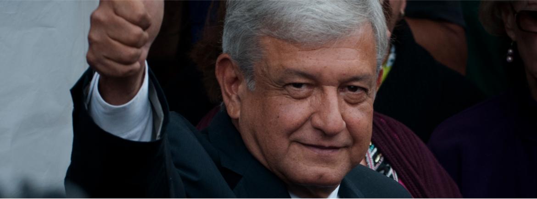 Si è insediato in Messico López Obrador