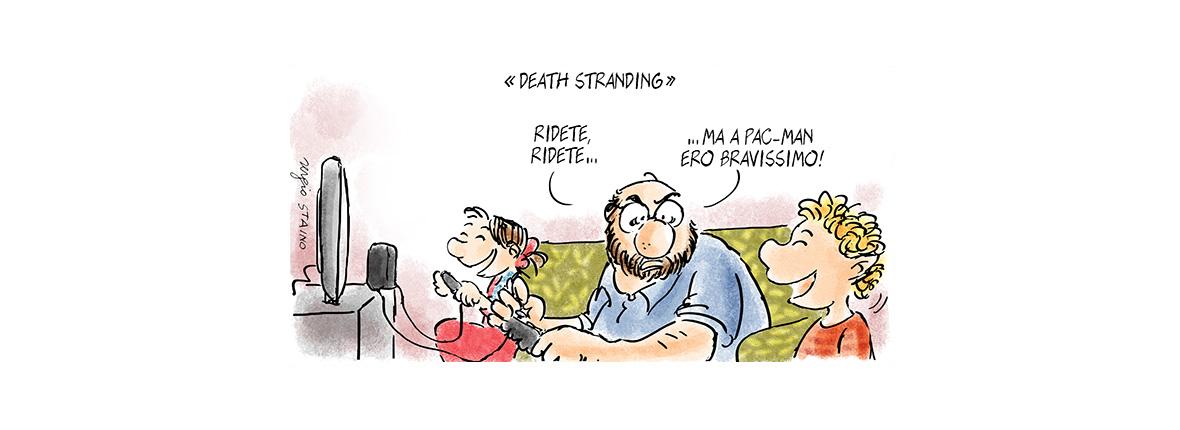 Death Stranding: quel figlio ribelle che guarda al cinema e ispira il videogioco