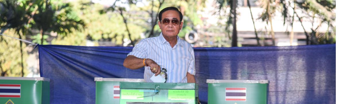 Sono i militari gli unici vincitori delle elezioni thailandesi