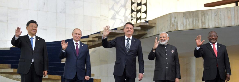 A Brasilia l'undicesimo summit del gruppo BRICS