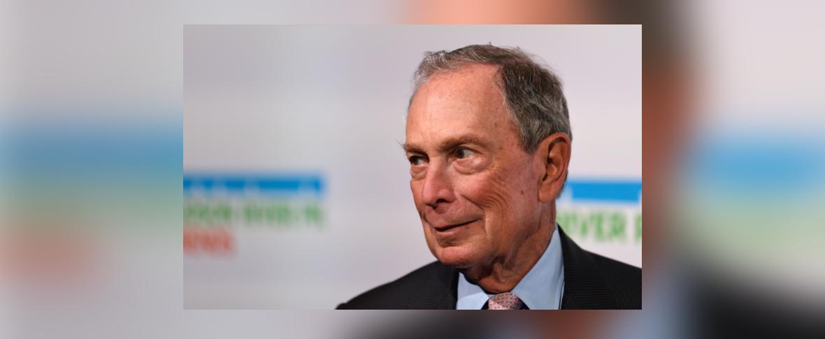 Bloomberg candidato alla presidenza