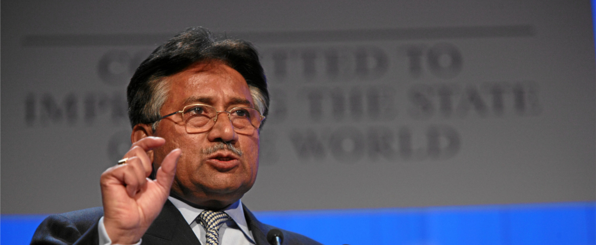 Condanna a morte per l'ex presidente pakistano Musharraf