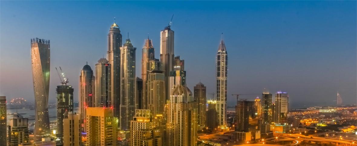 Dubai, un'ambizione che corre sulle Nuove Vie della Seta