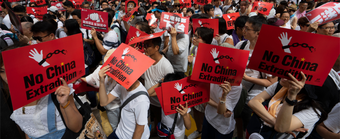 Hong Kong-Cina, le responsabilità di Londra e il ruolo di Pechino
