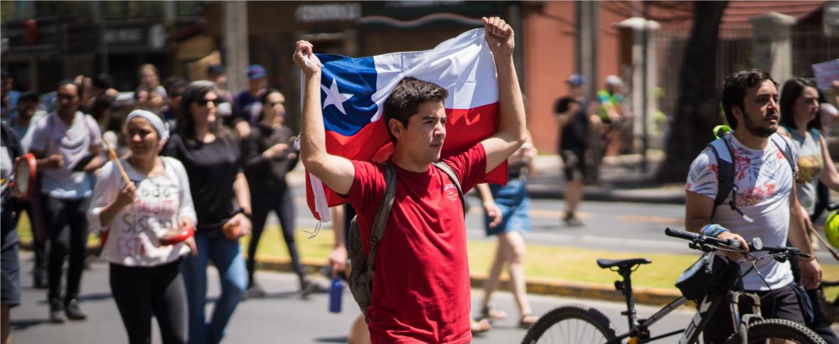 Il Cile è oggi un altro Paese