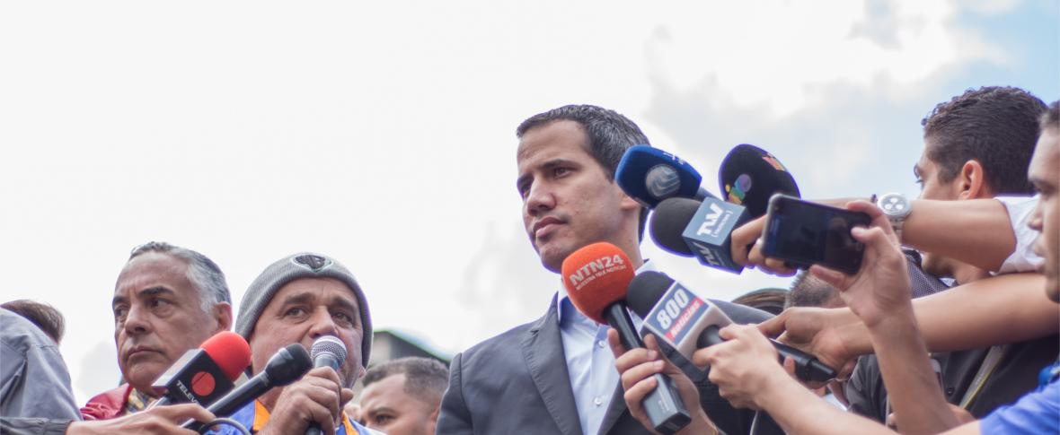 Il Venezuela da un giorno all'altro