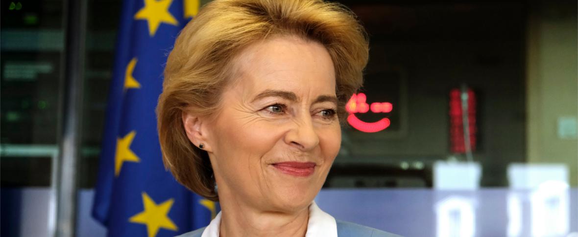 Il bivio di fronte a Ursula von der Leyen