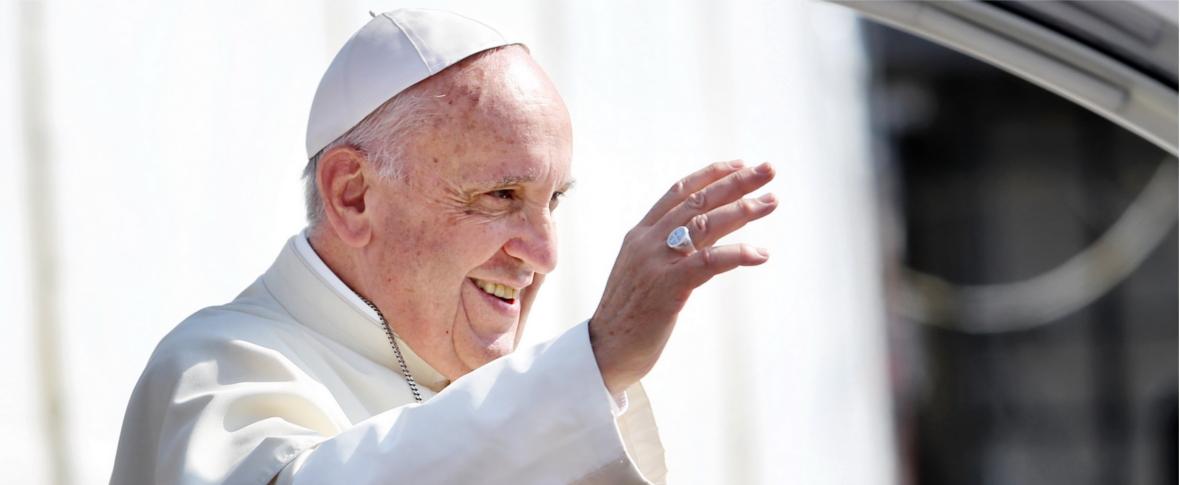 Il papa negli Emirati Arabi Uniti