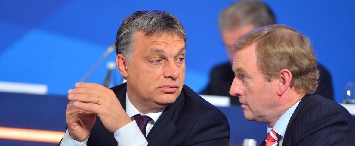Il partito di Viktor Orbán sospeso dal PPE