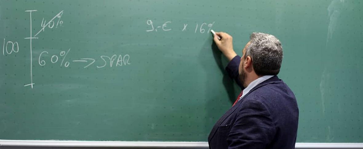 Il prestigio degli insegnanti
