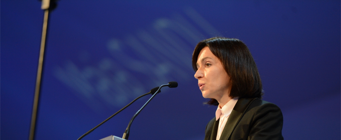 In Moldavia vittoria per l'alleanza tra socialisti ed europeisti guidata da Maia Sandu