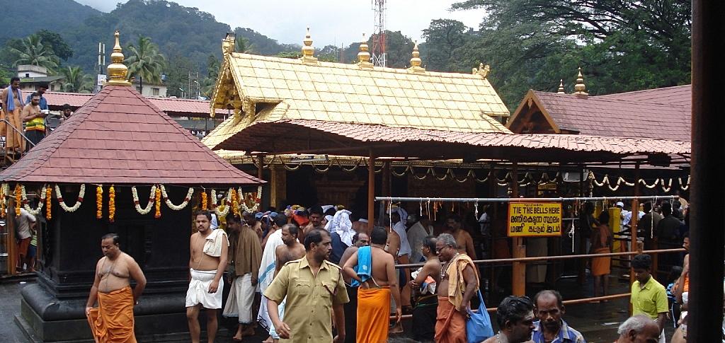 India, protesta delle donne in Kerala