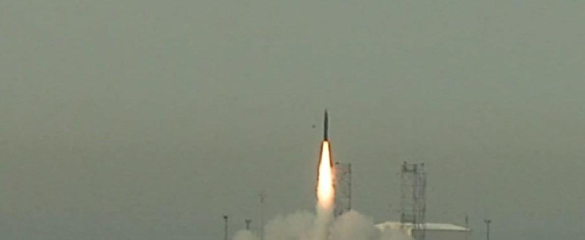 Israele testa il sistema antimissilistico Arrow 3 in Alaska