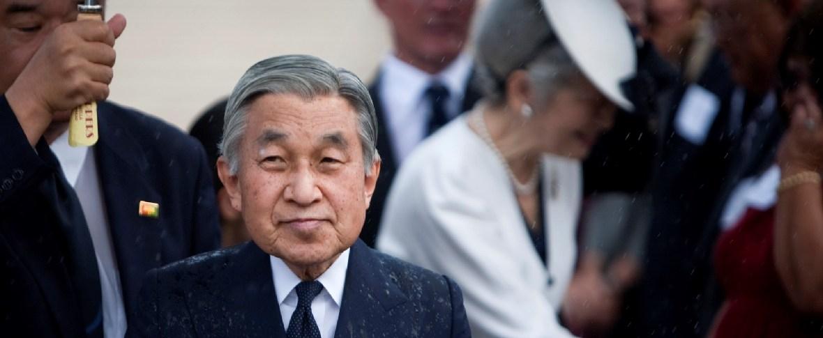 L'abdicazione dell'imperatore Akihito