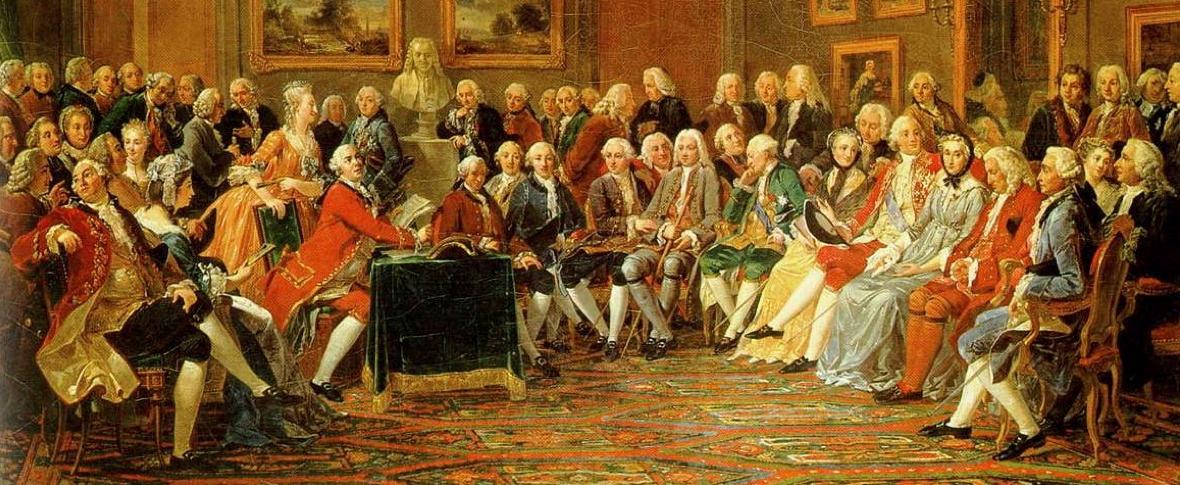 L'idea d'Europa in Voltaire e Rousseau