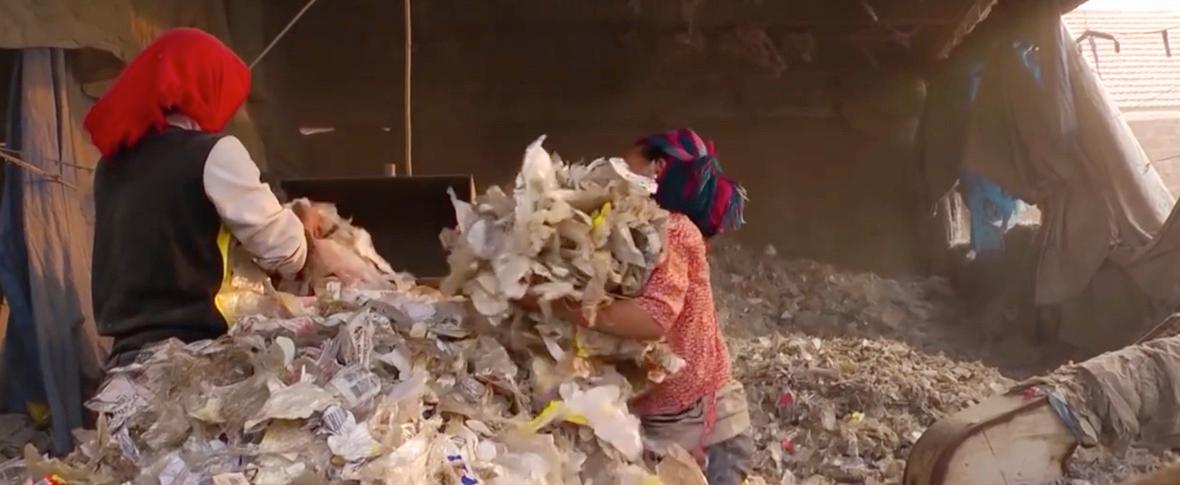 La Cina cambia le dinamiche globali del riciclo della plastica
