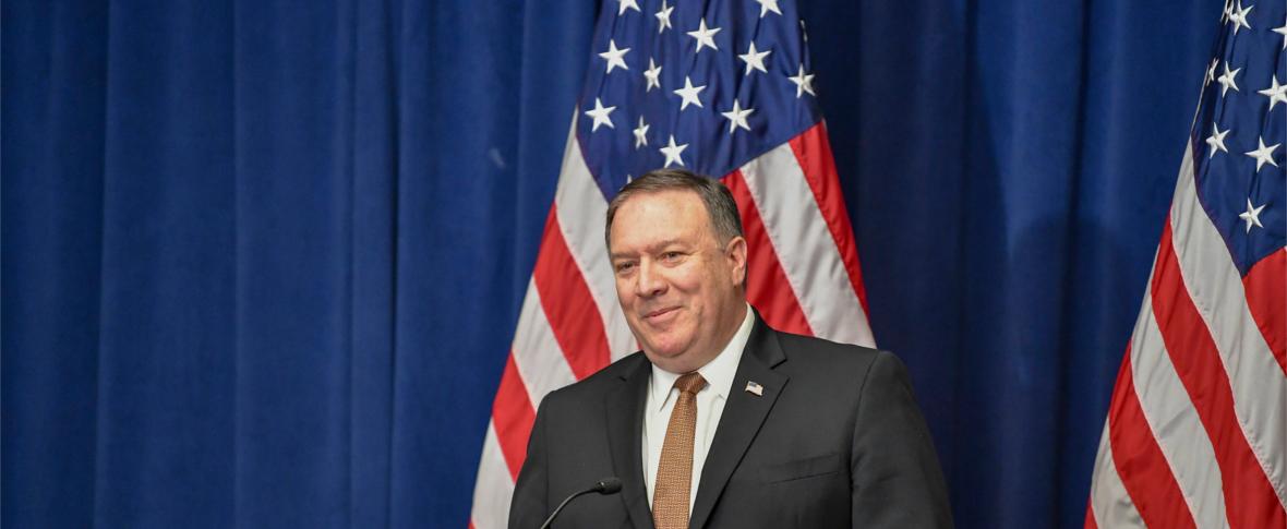La Corea del Nord respinge Mike Pompeo come negoziatore