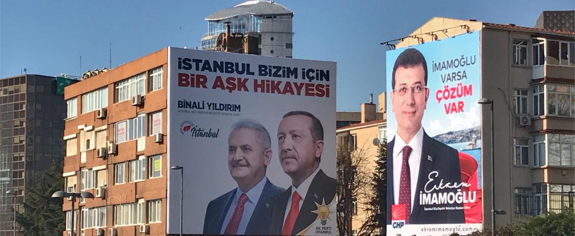 La Turchia alla vigilia del voto amministrativo