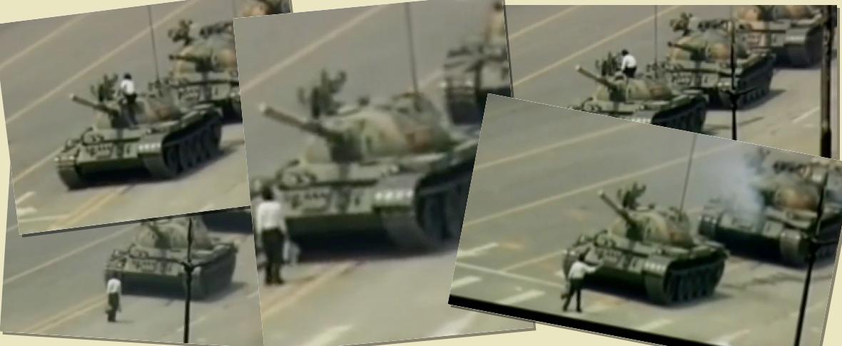 La protesta di piazza Tienanmen