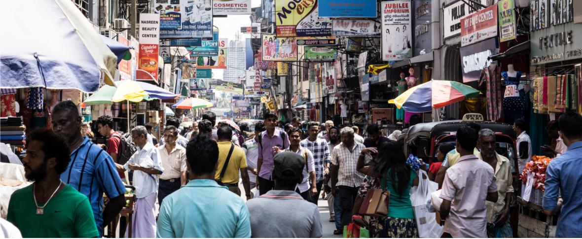 La spirale autoritaria dello Sri Lanka