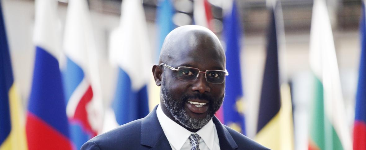 Liberia, il consenso appannato del presidente George Weah