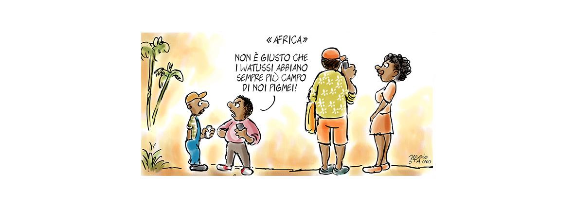 Lo sviluppo travolgente della telefonia mobile in Africa
