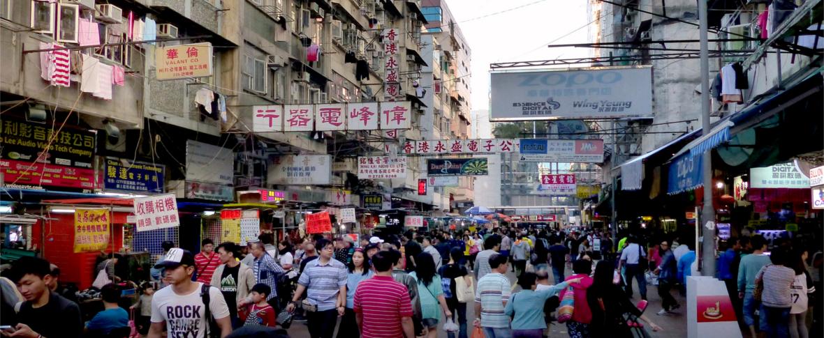 Manifestazioni a Hong Kong contro la legge sull'estradizione