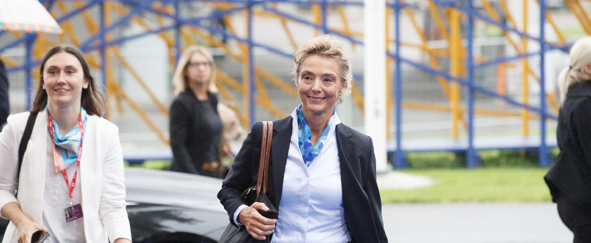 Marija Pejcinovic Buric segretaria generale del Consiglio d'Europa
