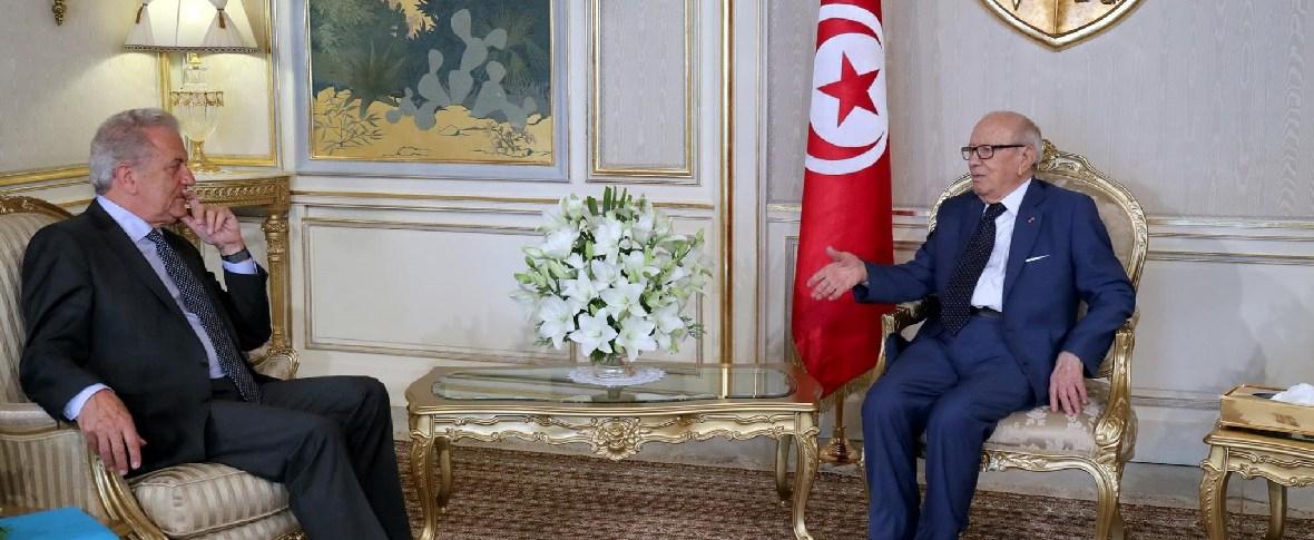 Morto il presidente tunisino Essebsi