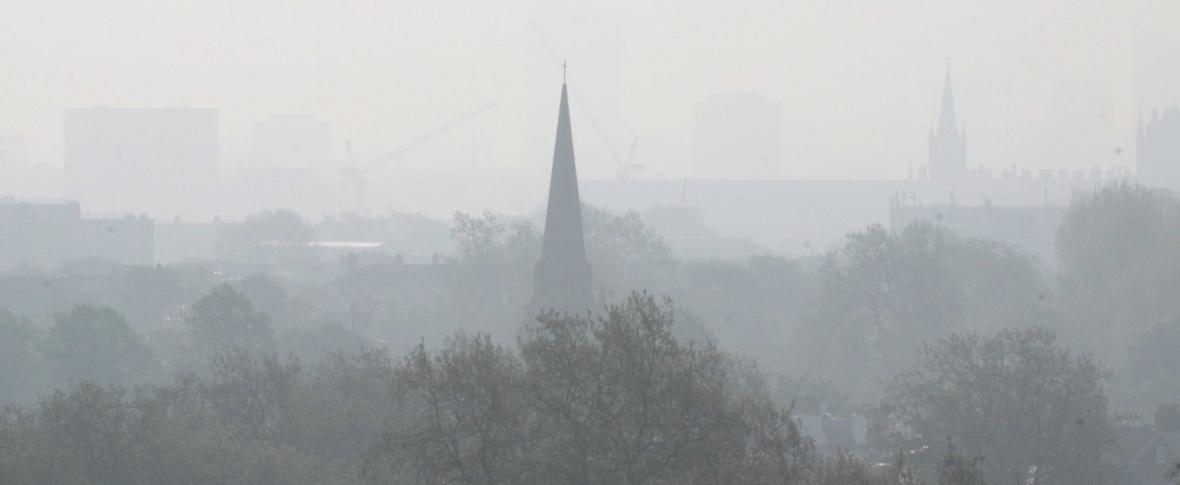 Quanto ci uccide l'inquinamento atmosferico?