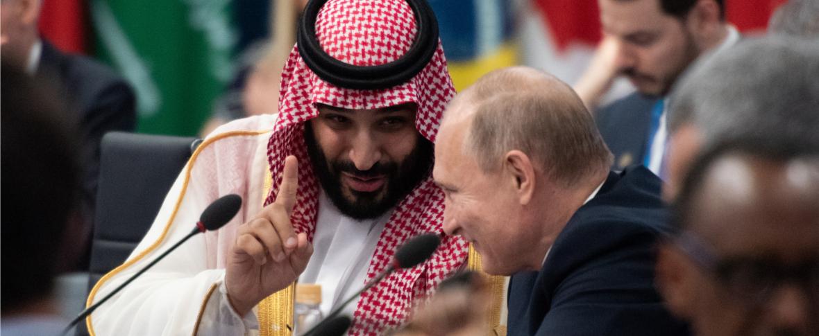 Russia e Arabia Saudita: una nuova energ(et)ica amicizia?