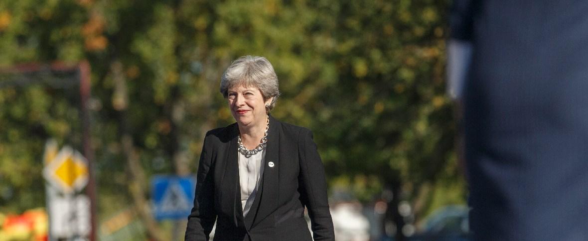 Theresa May apre sulla possibilità di un secondo referendum