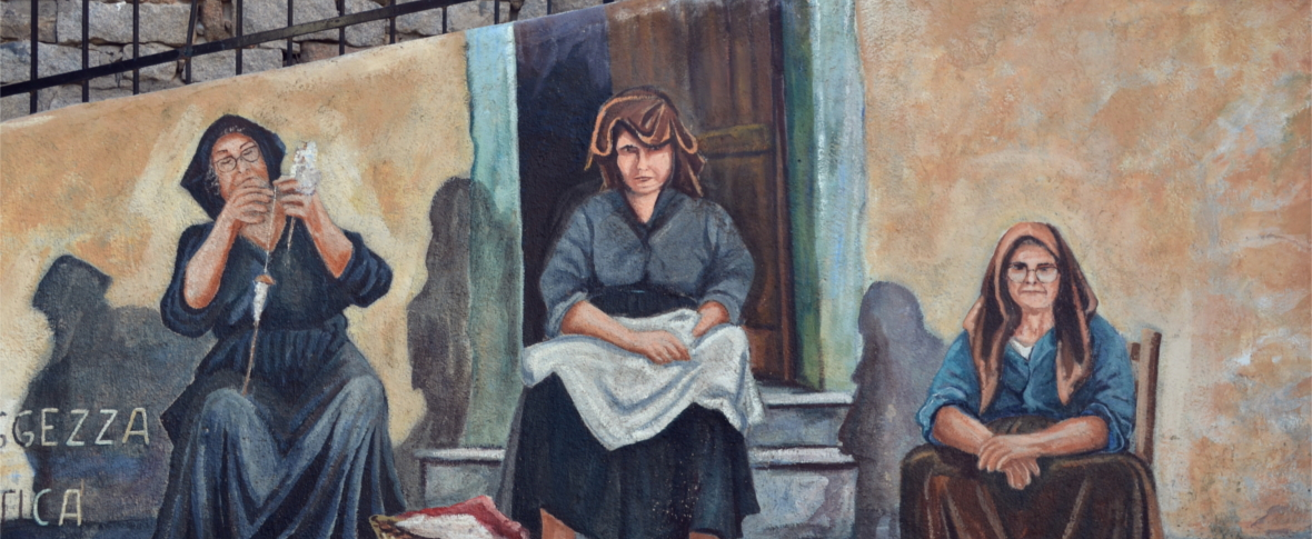 Tra i murales e le suggestioni di Orgosolo