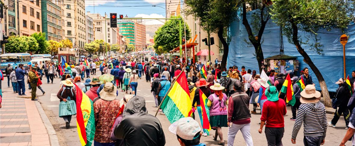 Una questione dal Sudamerica