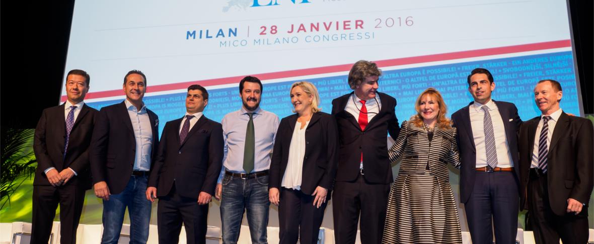 Verso le elezioni europee. La costruzione di un fronte sovranista