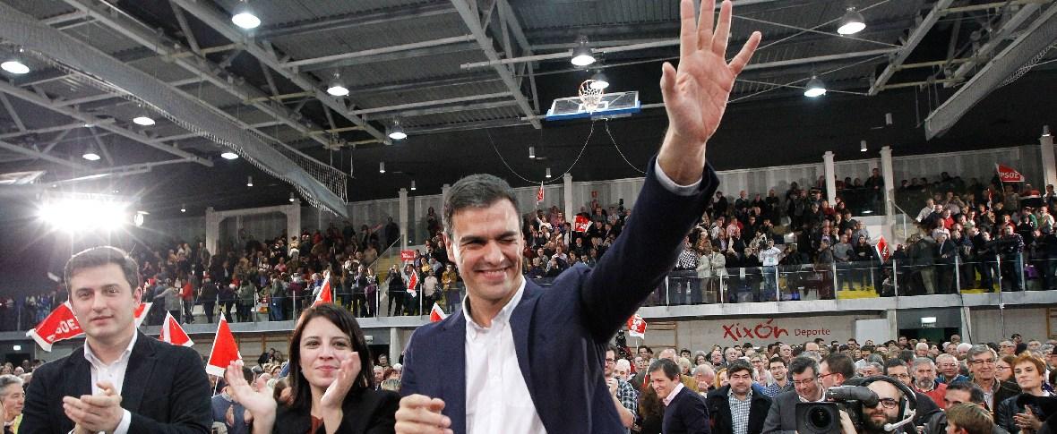 Vittoria dei socialisti in Spagna
