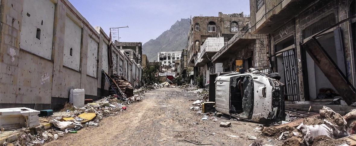 Yemen, gli scontri armati complicano il percorso di pace