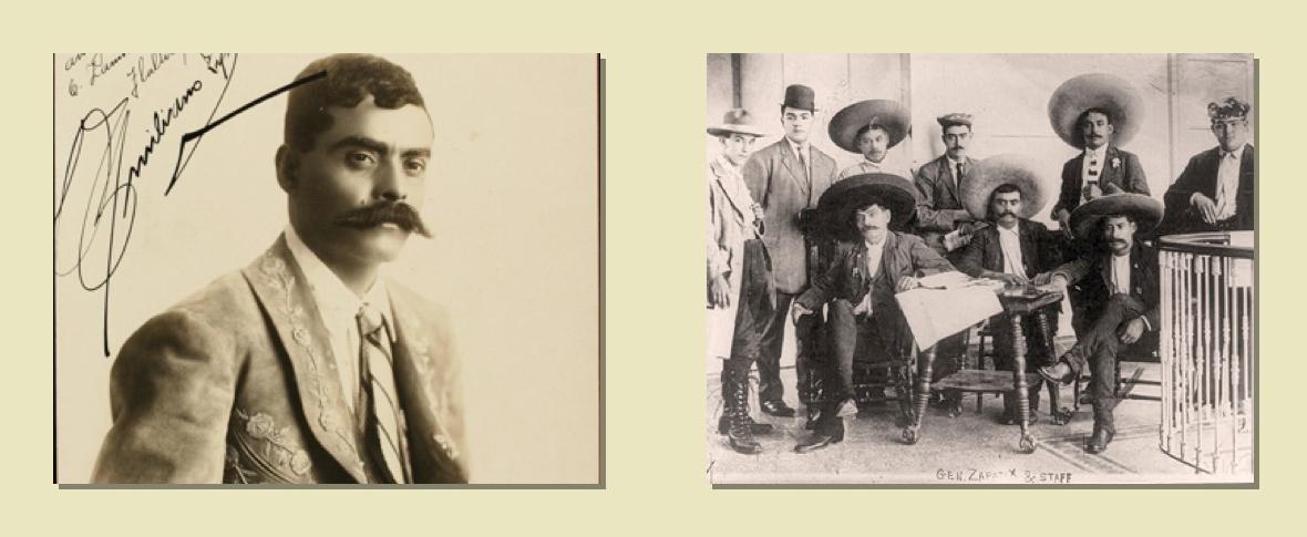 """Zapata, """"El caudillo del Sur"""""""