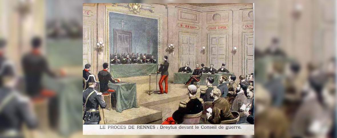Attualità del caso Dreyfus