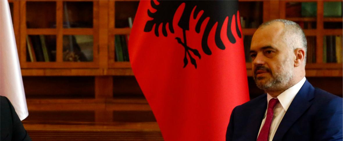 Tensione in Albania