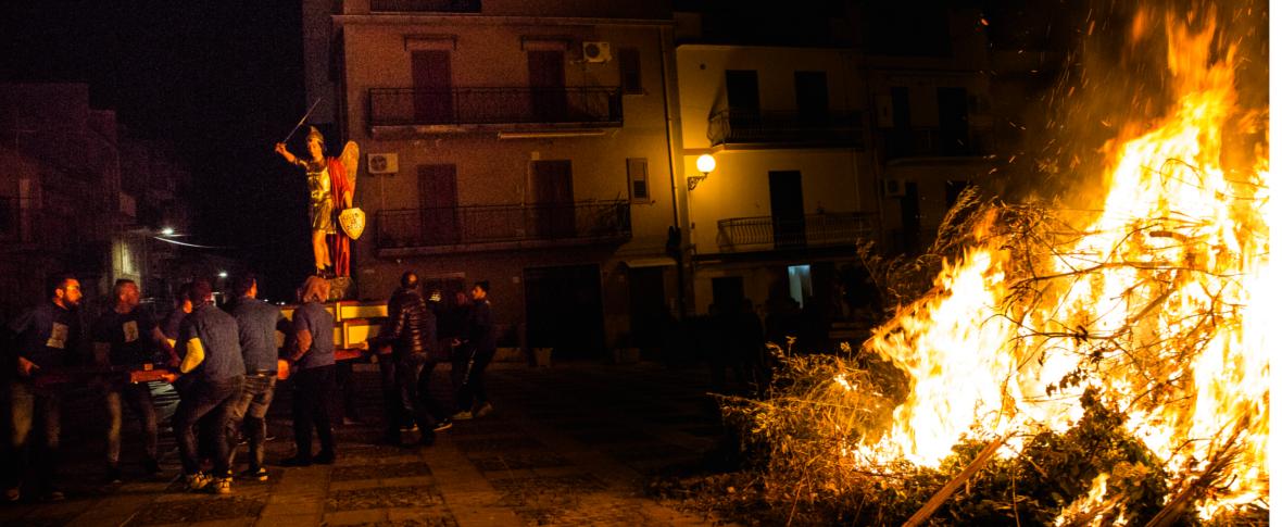 Il fuoco rituale, dal chaharšanbe-suri alle vampe di s. Giuseppe