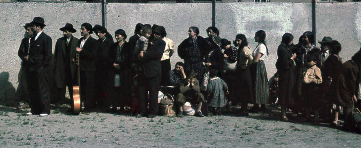 2 agosto, in memoria dello sterminio dei Rom