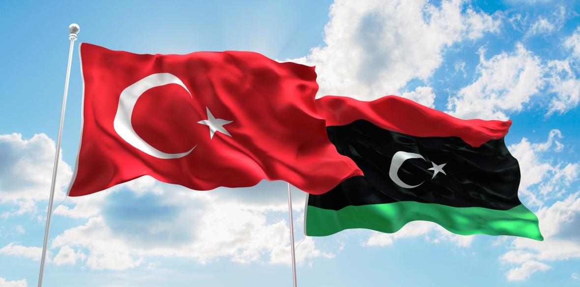Le ambizioni della Turchia in Libia