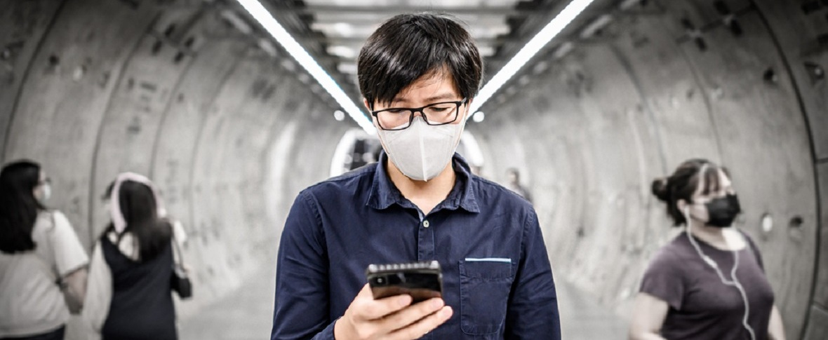 La tecnologia digitale per combattere l'epidemia