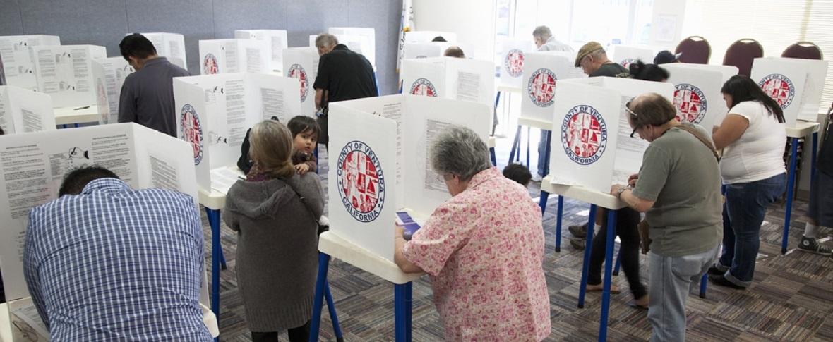 Alla guerra del voto per posta