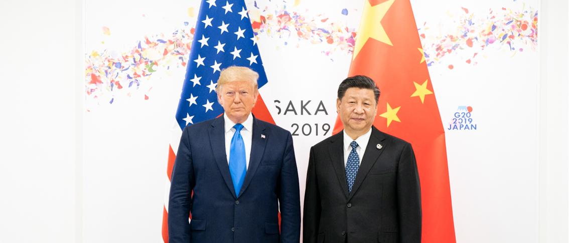 Accordo commerciale tra Stati Uniti e Cina
