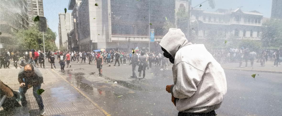 Cile, dove la proprietà dell'acqua è un tema cruciale