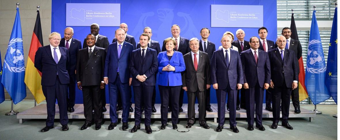 I punti critici dell'intesa di Berlino sulla Libia